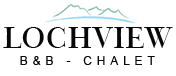 Lochview – Isle of Skye Logo